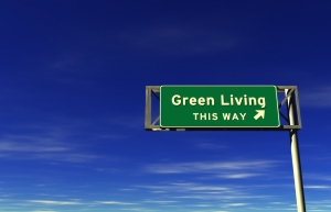 Green Living This Way